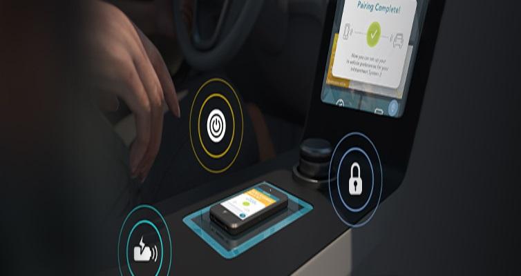 Automotive NFC