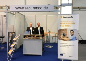 Securando-Messestand