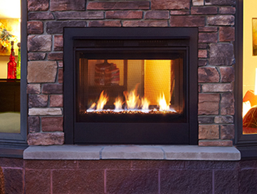 Gas Fireplaces market