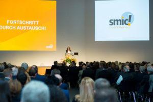 Überzeugendes Programm zum Nürnberger Unternehmer-Kongress mit Neujahrsempfang. (Bild: SMIC!)
