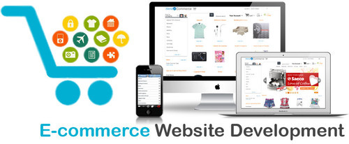 eCommerce Website Entwicklung