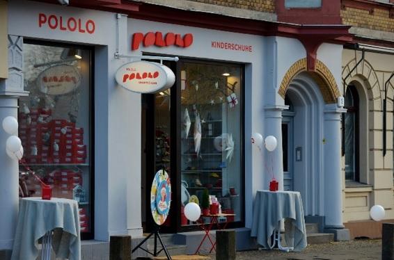 POLOLO Shop + ShowRoom in Berlin-Zehlendorf eröffnet