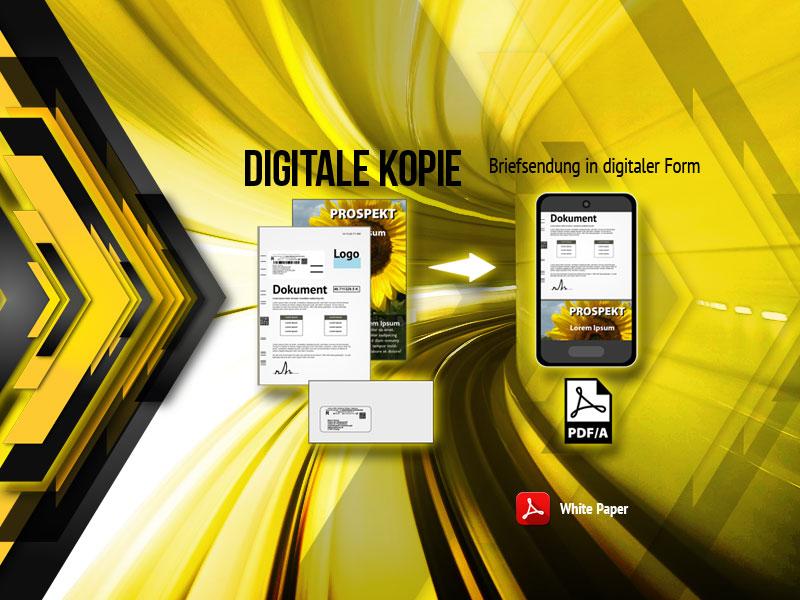 """White Paper """"Digitale Kopie"""" veröffentlicht"""