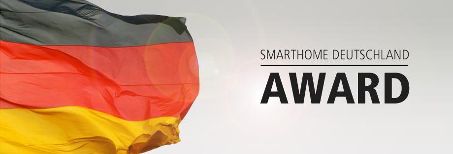 SmartHome Deutschland Award 2019 – jetzt bewerben!