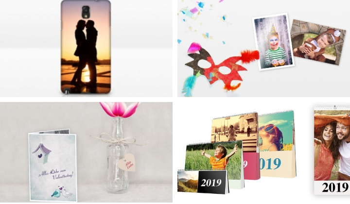 Neues Jahr, neue Kalender, neue Termine bei fotoCharly