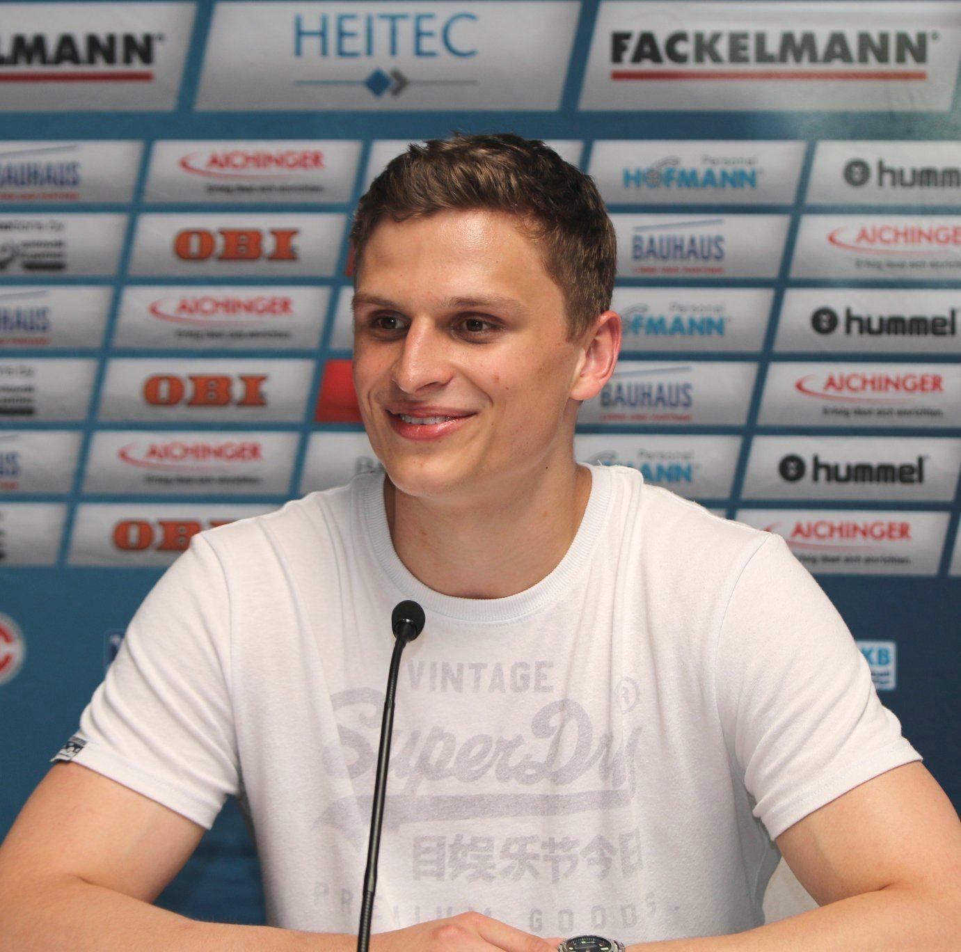 HC Erlangen: Beginn der zweiten Trainingswoche und Testspiel gegen Fürstenfeldbruck
