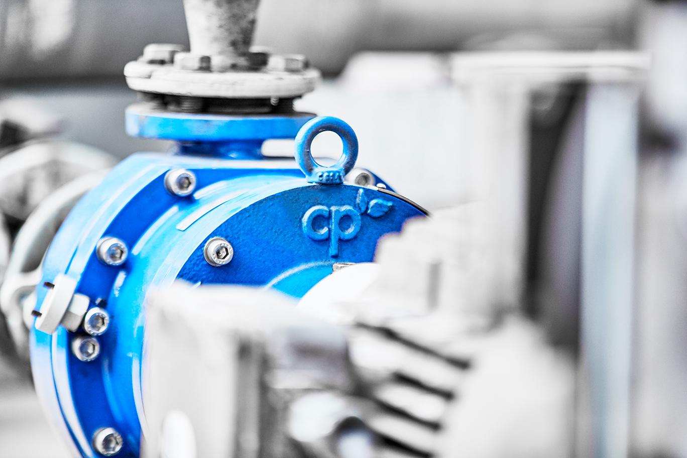 Besuchen Sie die CP Pumpen AG an der Pumps & Valves in Zürich