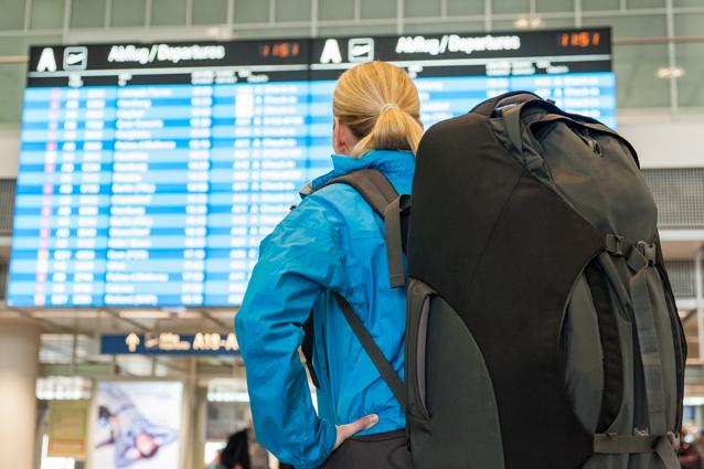 Tipps für allein reisende Frauen – Verbraucherinformation der ERV