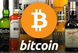 Bitcoin Einkauf bei Whisky.de