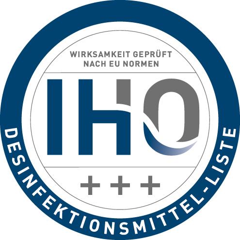 Neue IHO Desinfektionsmittelliste online
