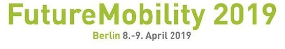 Kongress FutureMobility 2019 im April in Berlin
