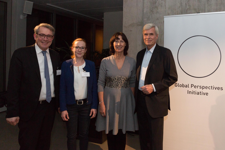 GP-Salon: Michael Otto sieht große Entwicklungschancen für deutsche Unternehmen in Afrika