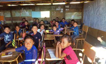 Guatemala: In 25 Jahren fast 50 Schulen eröffnet – Georg Kraus Stiftung fördert seit 1994 Indianerkinder