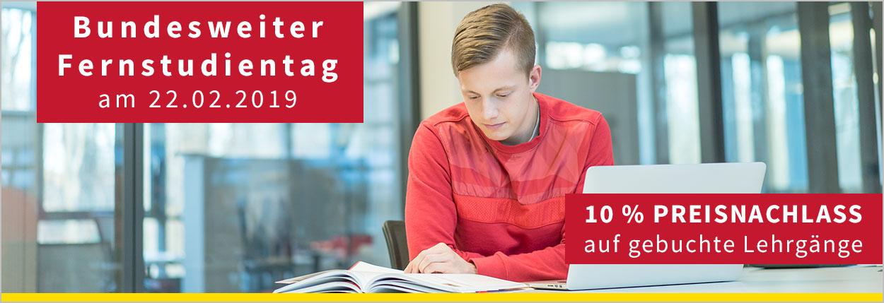"""BSA-Akademie informiert im Rahmen des """"Bundesweiten Fernstudientages 2019"""""""