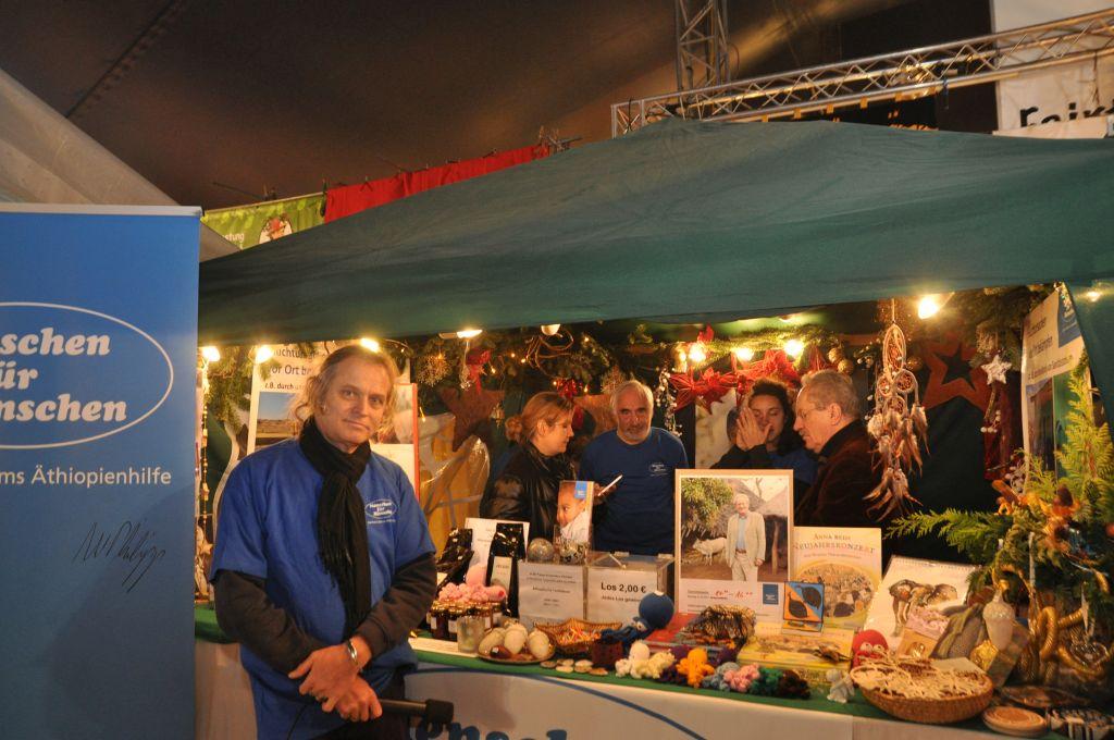 Großes Engagement der ehrenamtlichen Helfer in München