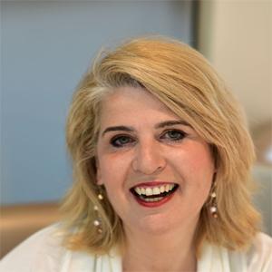 Kirsten Reimer ist eine der Top Speaker auf der zweiten Speaker Cruise der Welt vom 31. März bis 01. April 2019 ab Köln