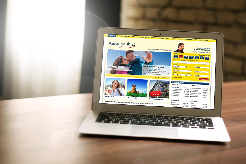 Kurzurlaub.de expandiert – Marktführer übernimmt österreichisches Reiseportal