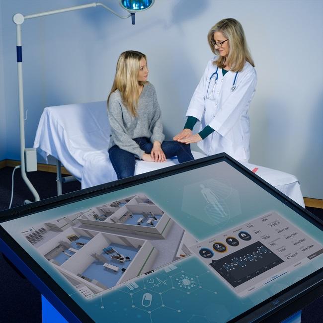 DMEA 2019 – Künstliche Intelligenz als medizinische Entscheidungshilfe