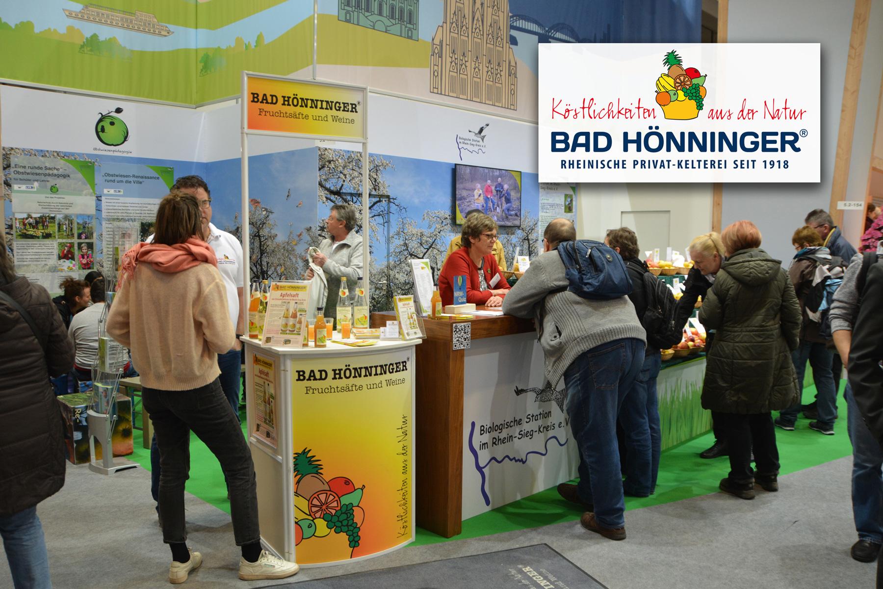 BAD HÖNNINGER auf der Internationalen Grünen Woche in Berlin