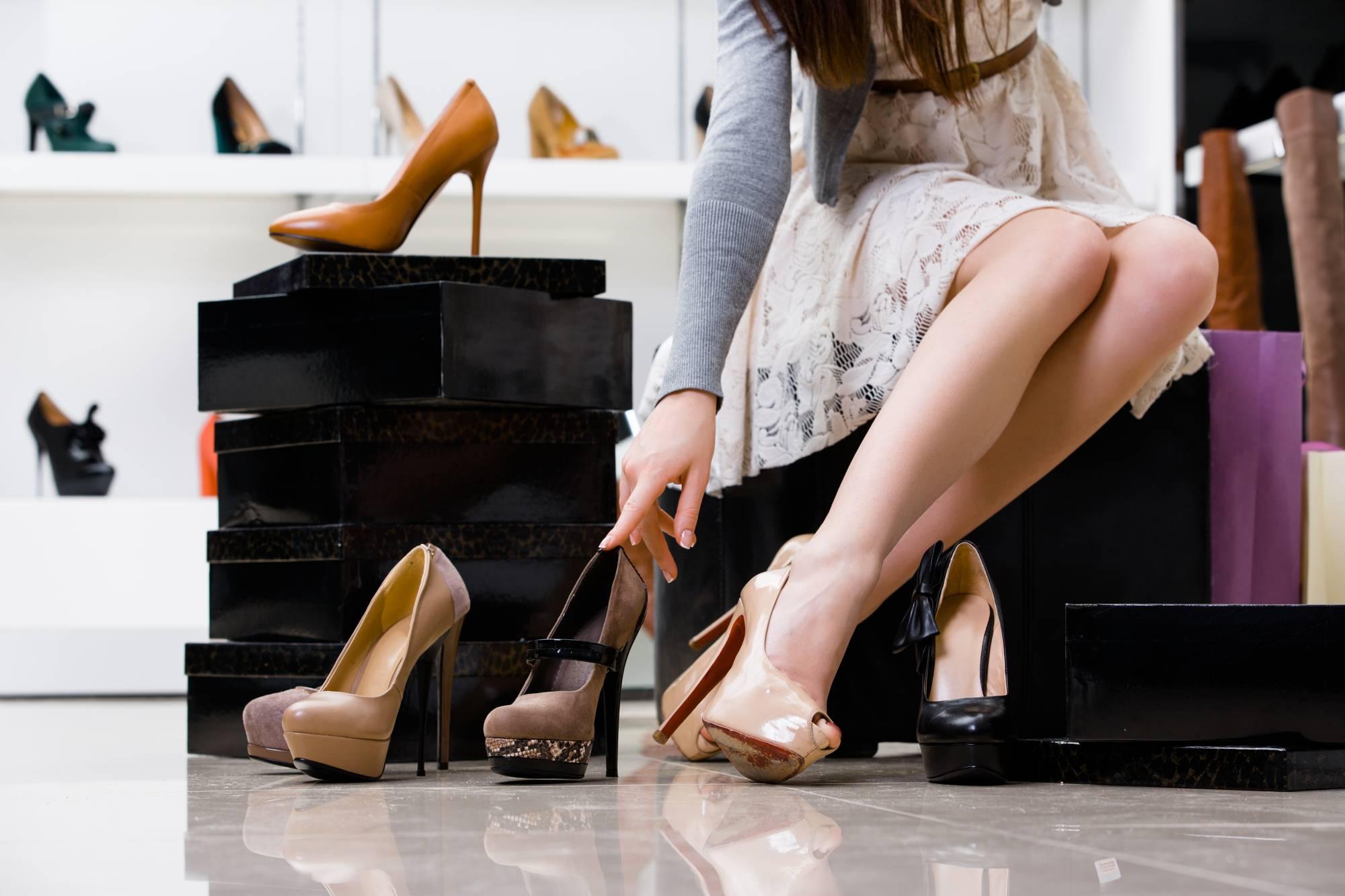 Damen Schuhe Übergröße – online aussuchen und liefern lassen bei schuhplus