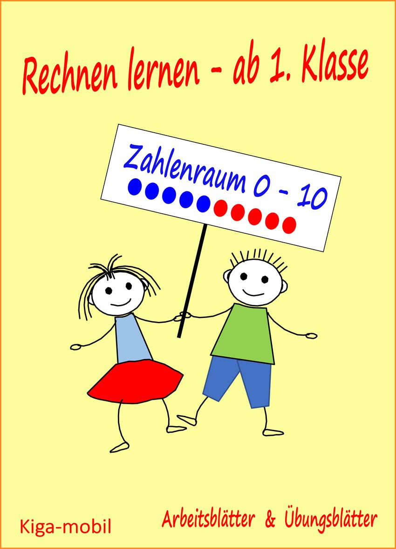 Lustige Rechenspiele für Kinder in der Grundschule