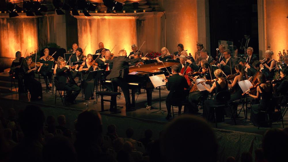 Eine Stadt im Zeichen der Musik: Yamaha auf dem Festival de Musique Menton