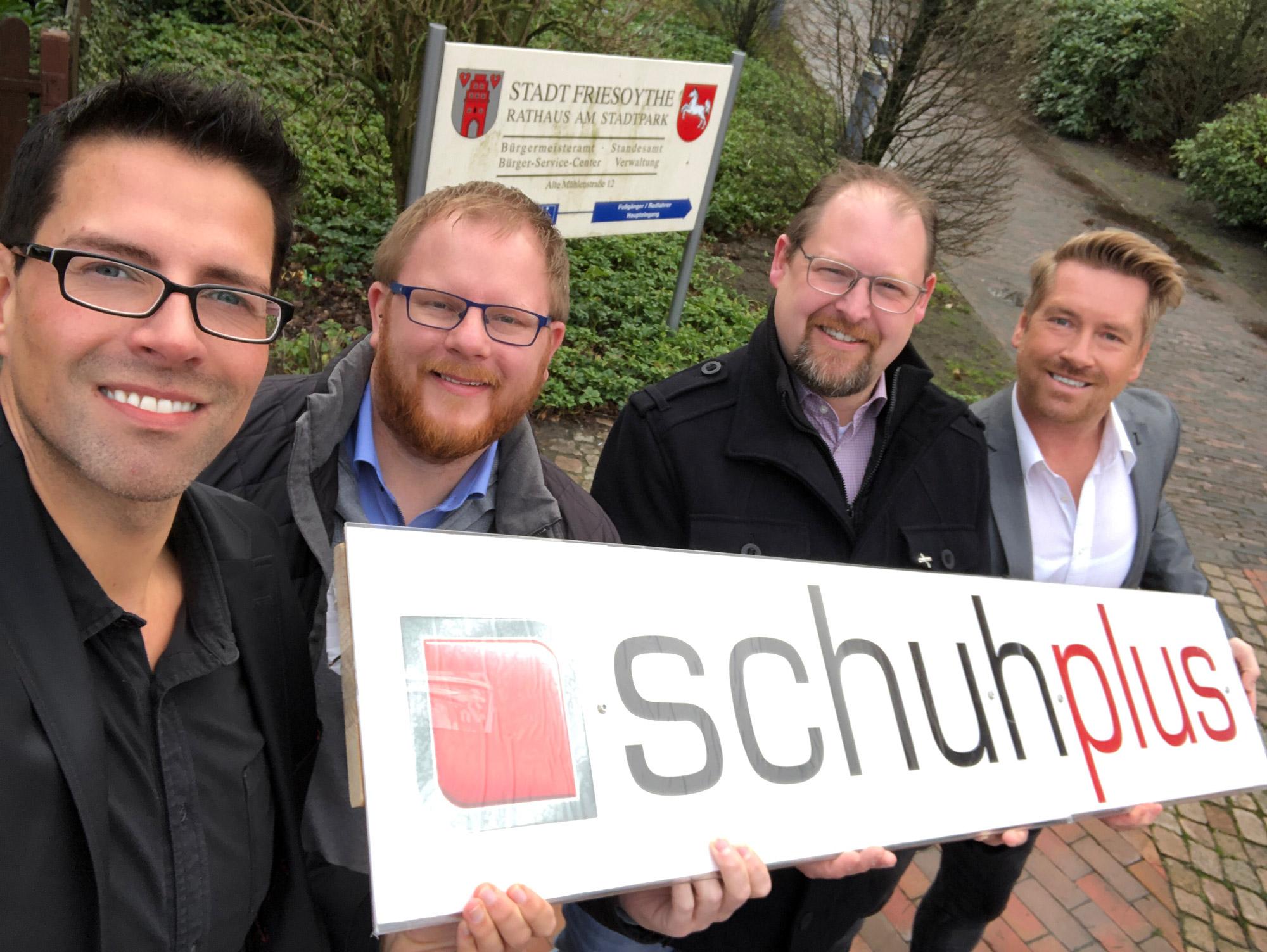 schuhplus-Expansion: Große Schuhe auf 800 qm ab September am c-Port Saterland