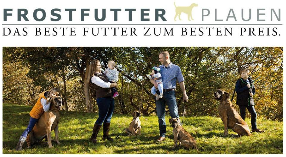 Frostfutter (BARF) Futterprodukte erklärt – Hundefutter roh und naturbelassen.