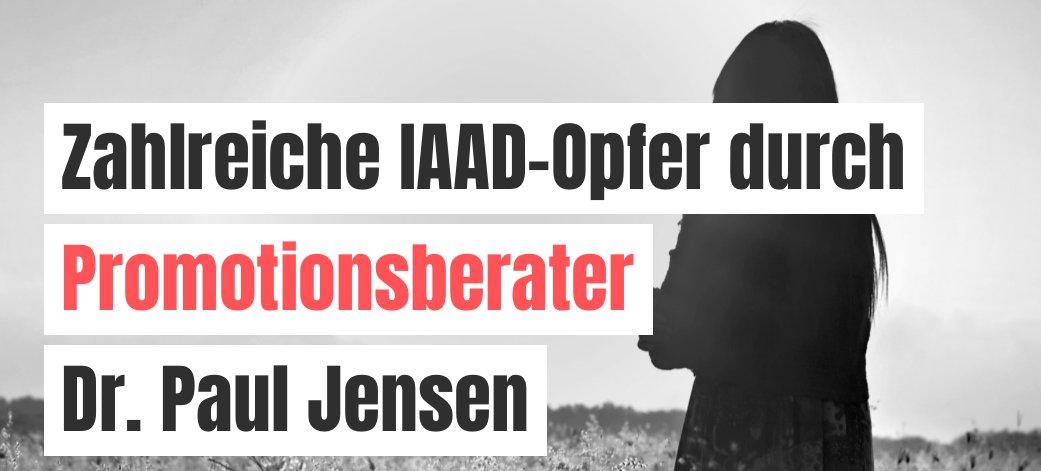 Die Staatsanwaltschaft HH sucht den Geschäftsführer des IAAD