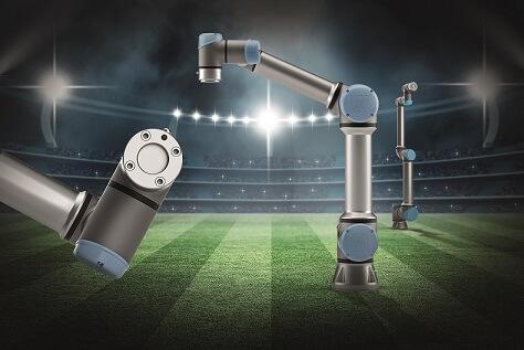 Automatisierung für KMUs: Eigene Robotik-Lösung zusammen mit UR-Profis entwickeln