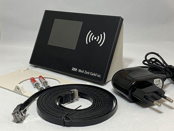 ZEP Clock RFID Terminal: provantis IT Solutions bietet erstmals Hardware aus der Cloud