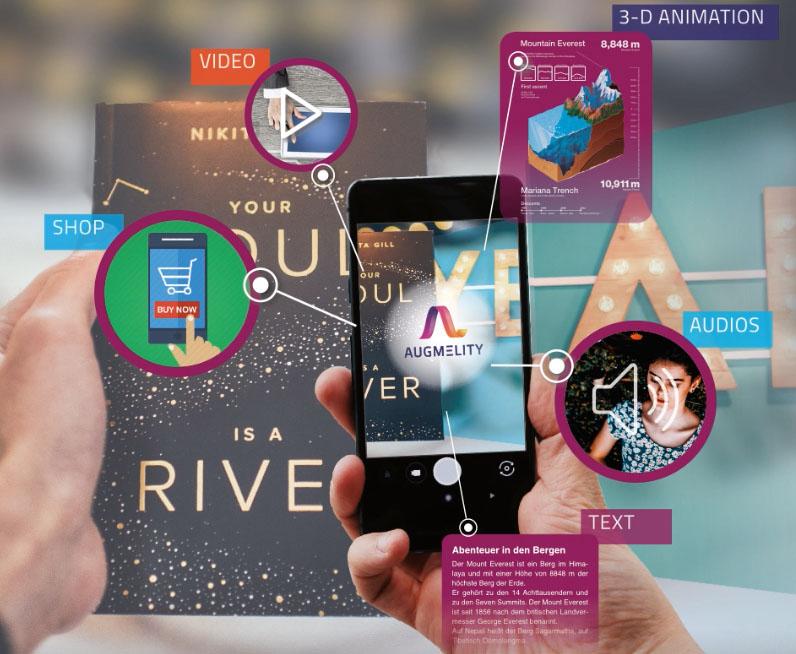 Augmented Reality als Chance für Verlage