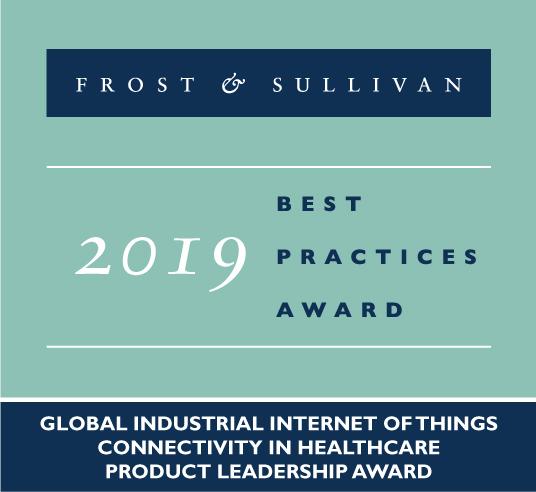 RTI erhält Global Product Leadership Award 2019 von Frost & Sullivan