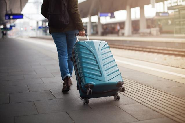 Wie viel Gepäck ist beim Bahnfahren erlaubt? – Tipp der Woche des D.A.S. Leistungsservice