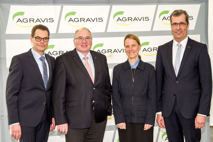AGRAVIS Raiffeisen AG legt in Umsatz und Ergebnis vor Steuern zu
