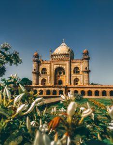 Mit Visum zu indischen Tempeln