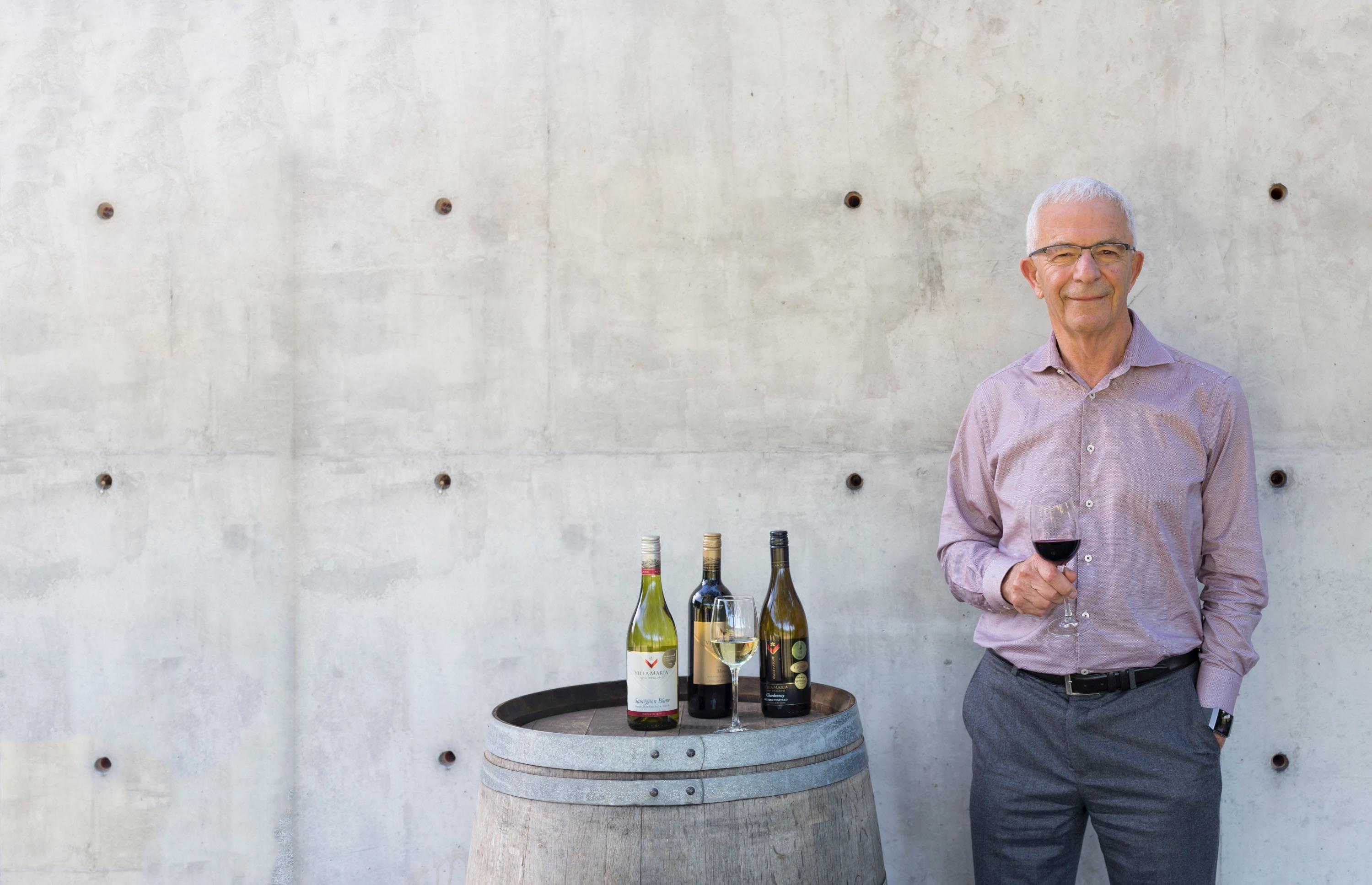 """Villa Maria gehört zu den """"Most Admired Wine Brands"""" der Welt: Neuseeländisches Familienweingut erstmals unter den Top 3"""