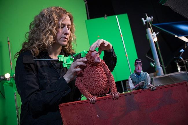 3D-Drucktechnologie von Fraunhofer überzeugt Animationsstudio LAIKA