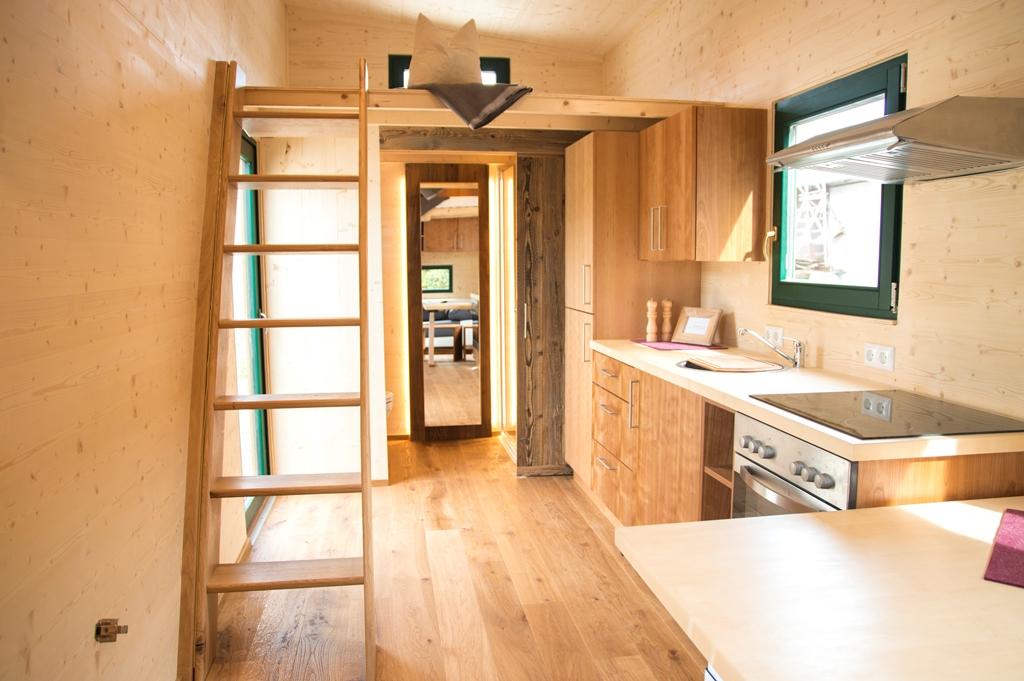 HAUS HOLZ ENERGIE in Stuttgart: Wohnalternative Mini-Haus?