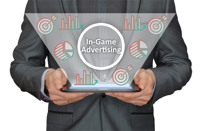 Werbebotschaften immersiv in Spiele einbinden