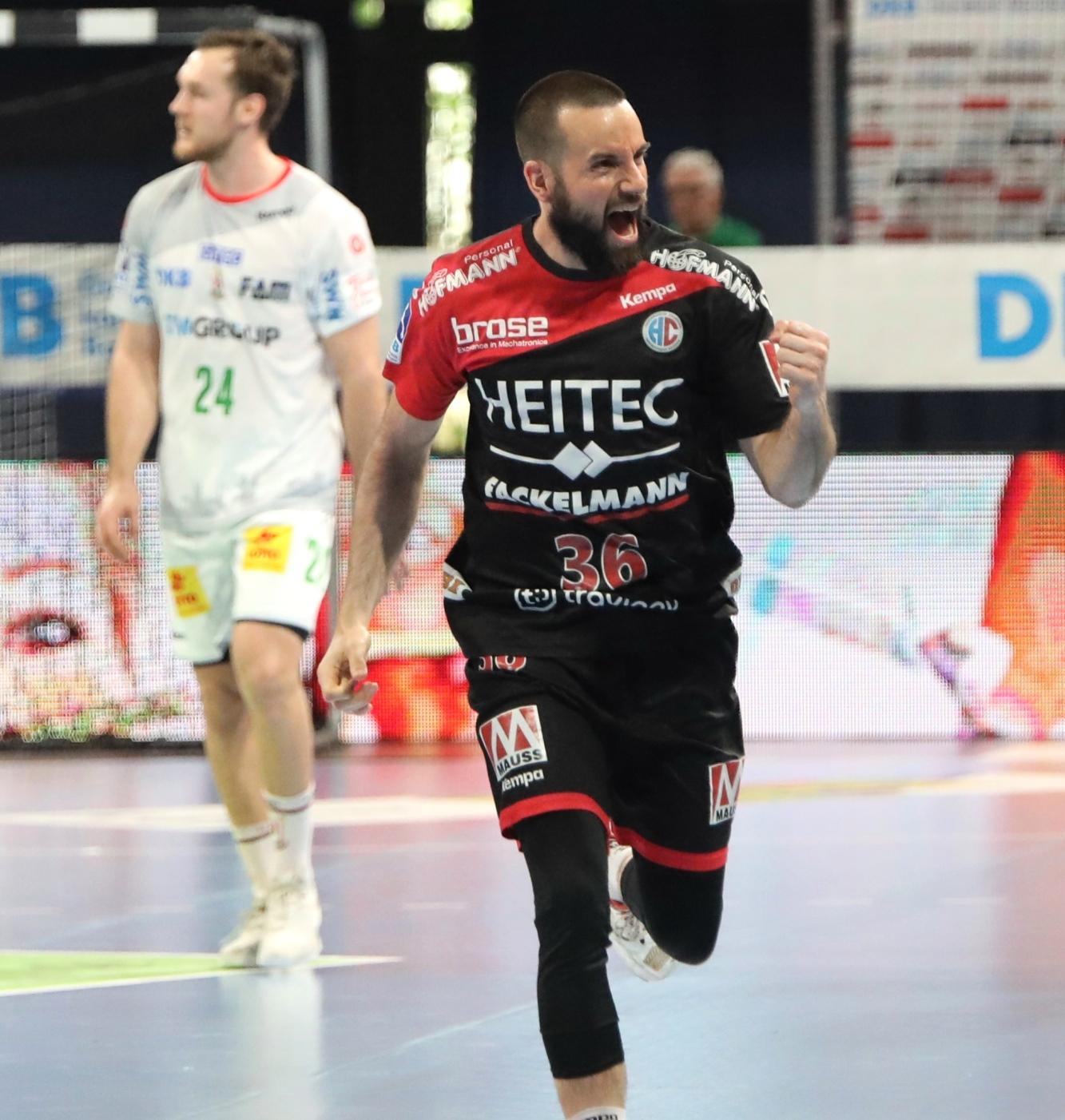 Handball-Bundesliga: HC Erlangen bezwingt SC Magdeburg