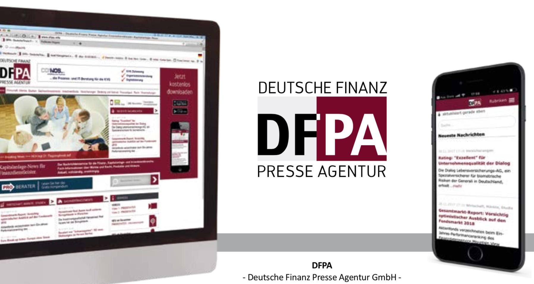 DFPA bietet tagesaktuelle Versicherungsnachrichten für Profis