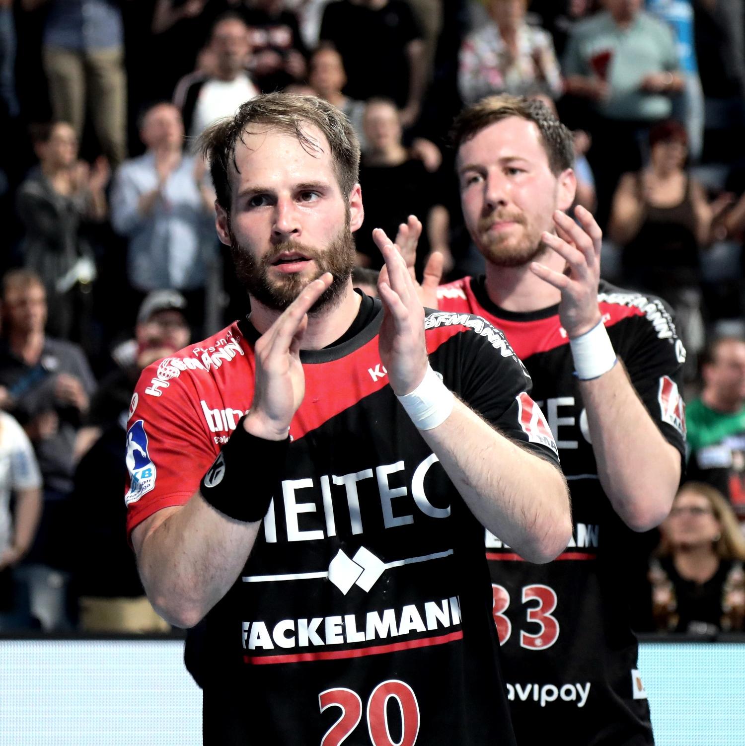 Handball: HC Erlangen bezwingt den VfL Gummersbach