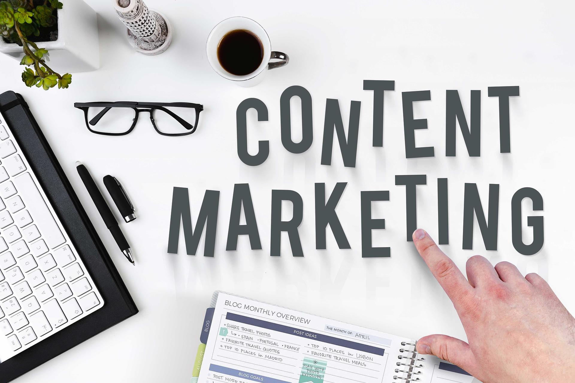 Verlagsservice MBH UG erklärt Content Marketing
