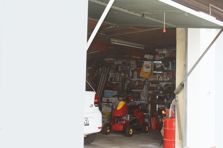 Werkzeug als Einbruchshelfer: Garagen gut sichern