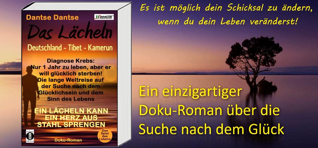 """Hörprobe: Wie wird man glücklich? – """"Das Lächeln"""" von Dantse Dantse (indayi edition)"""