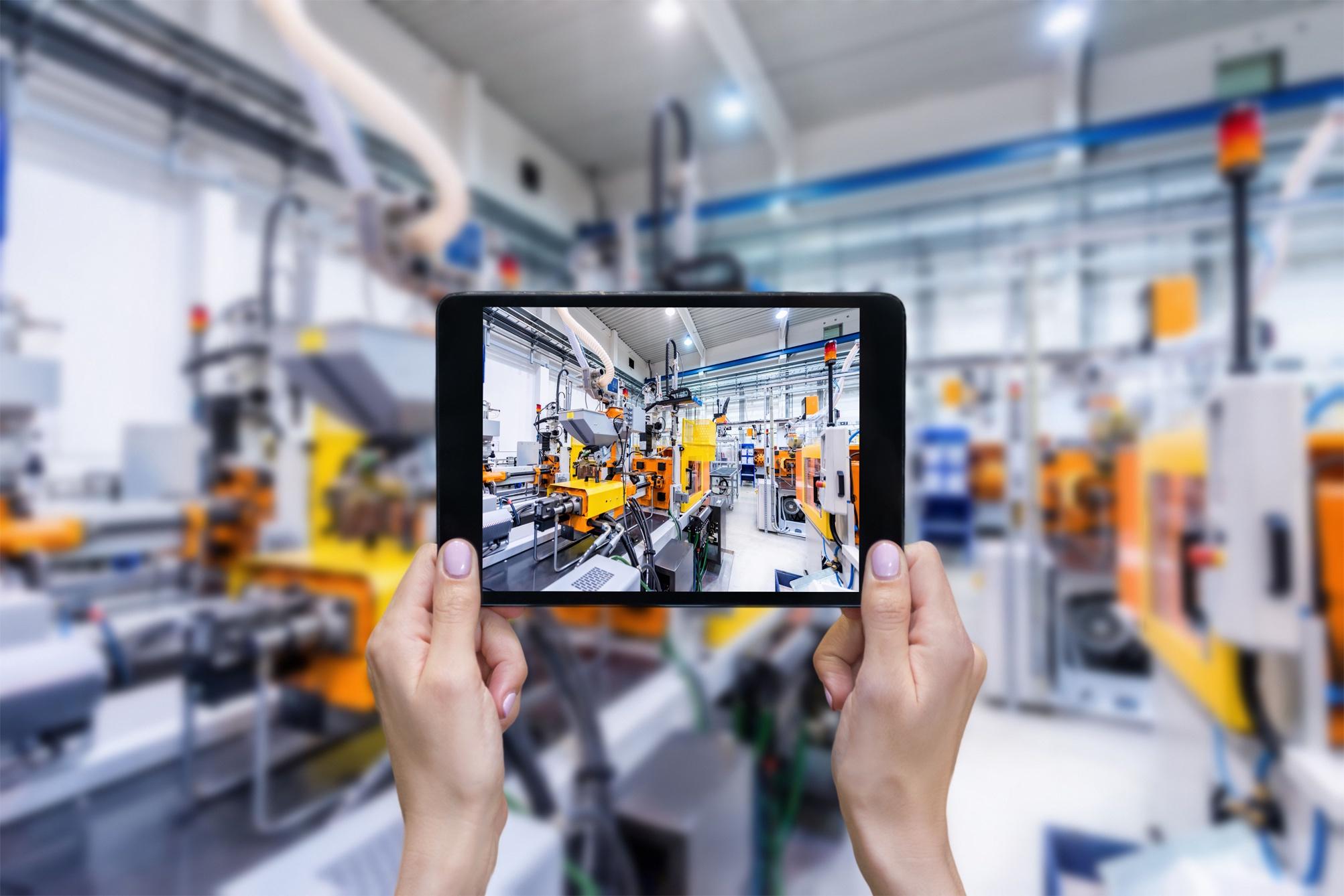 Retrofit-Industrie 4.0-Lösungen der in-GmbH: Bestandssysteme aufrüsten und Stillstandzeiten reduzieren