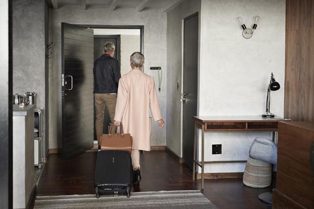 Das Zuhause für den Urlaub sicher machen – Verbraucherinformation der ERGO Versicherung