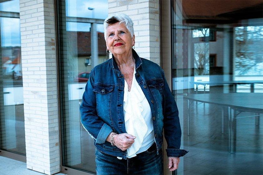 80-Jährige Würzburgerin begeistert als Curvy Model