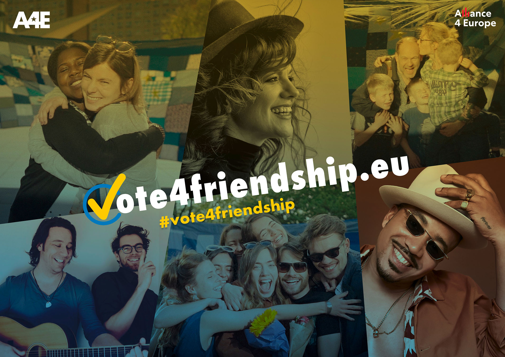#vote4friendship – für Europa